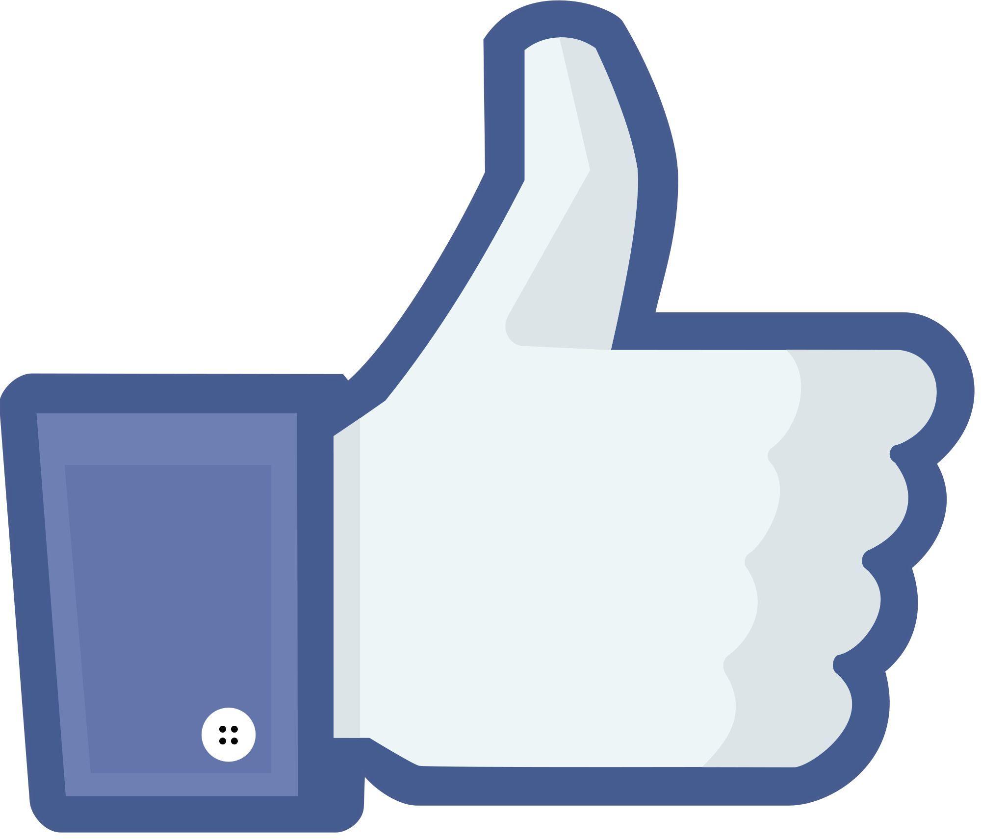 Facebook post tips - facebook like thumb